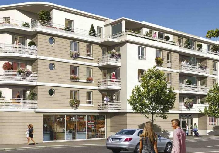 Programme neuf Vigneux Sur Seine Essonne 3117929 Patrimonix