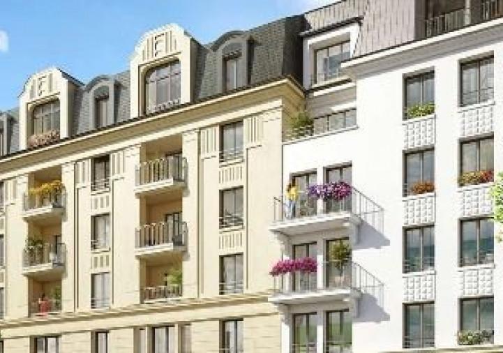 Programme neuf Le Blanc Mesnil Seine Saint Denis 3117972 Patrimonix