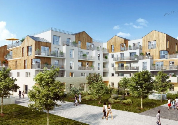 Programme neuf Combs La Ville Seine Et Marne 3117988 Patrimonix