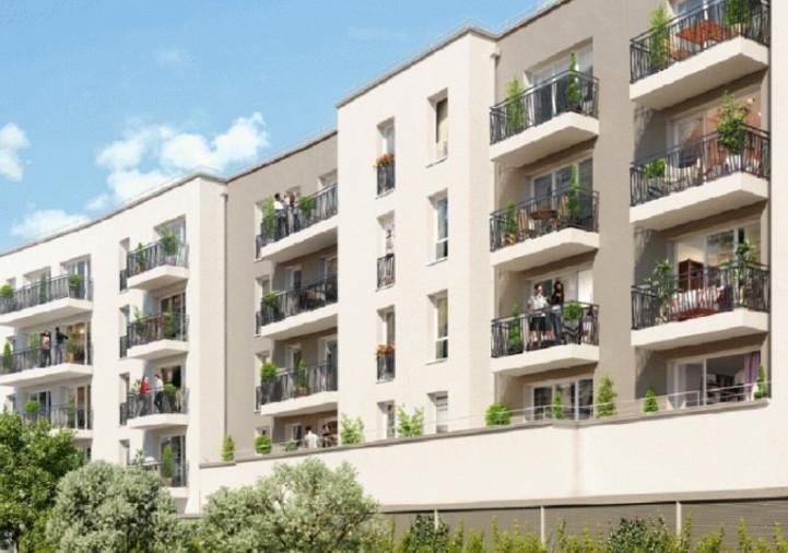 Programme neuf Bailly Romainvilliers Seine Et Marne 3117992 Patrimonix