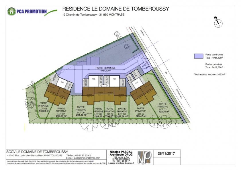 Programme neuf Montrabe Haute Garonne 3117997 Immoproj