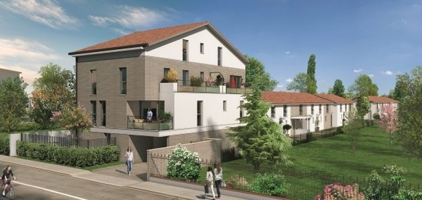 Programme neuf Toulouse Haute Garonne 3117999 Immoproj