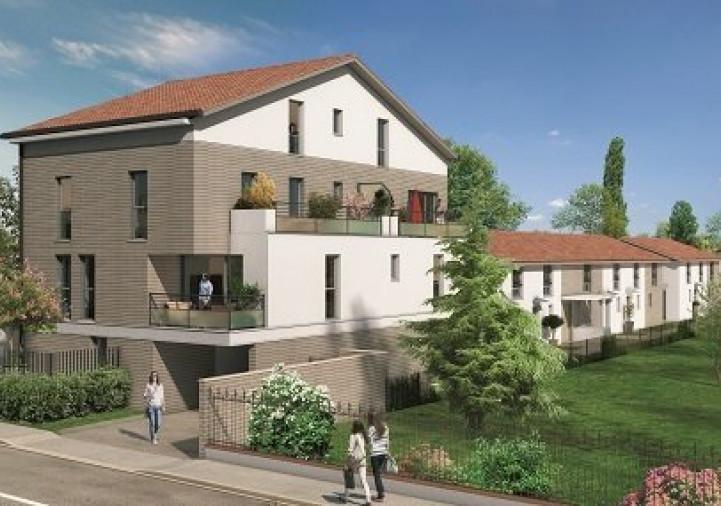 Programme neuf Toulouse Haute Garonne 3117999 Patrimonix