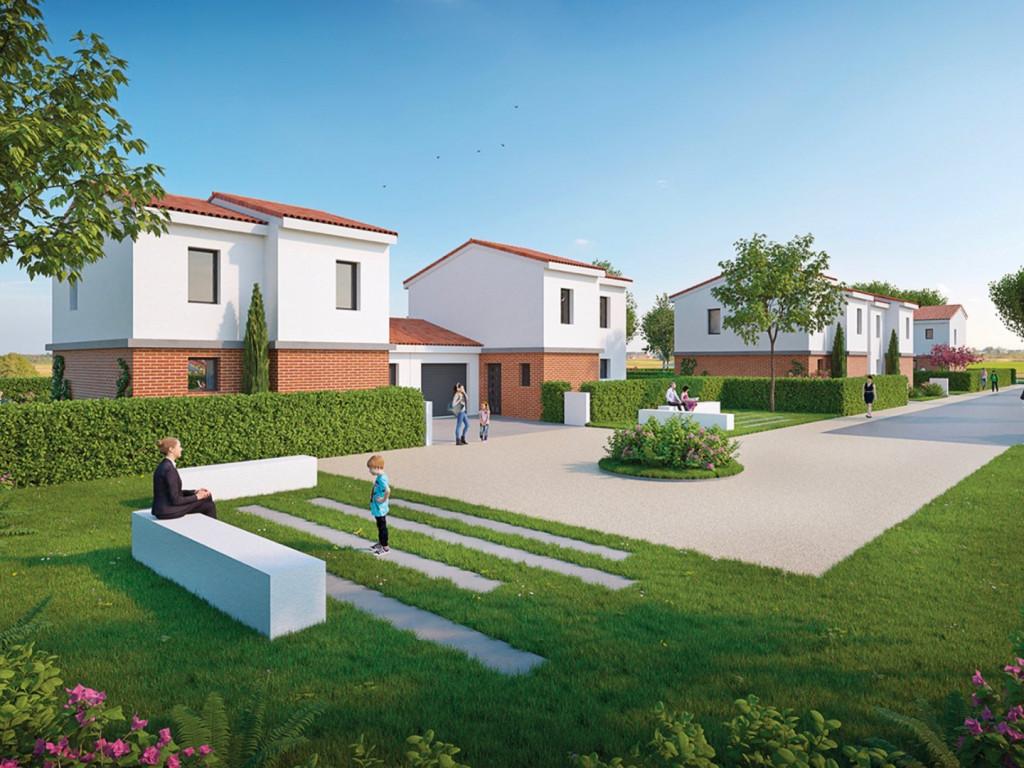 Programme neuf Plaisance-du-touch Haute Garonne 3123710 B2 habitat