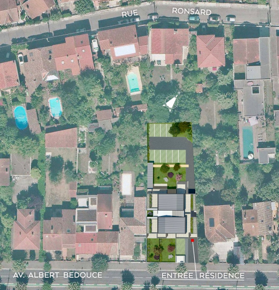 Programme neuf Toulouse Haute Garonne 312371 B2 habitat