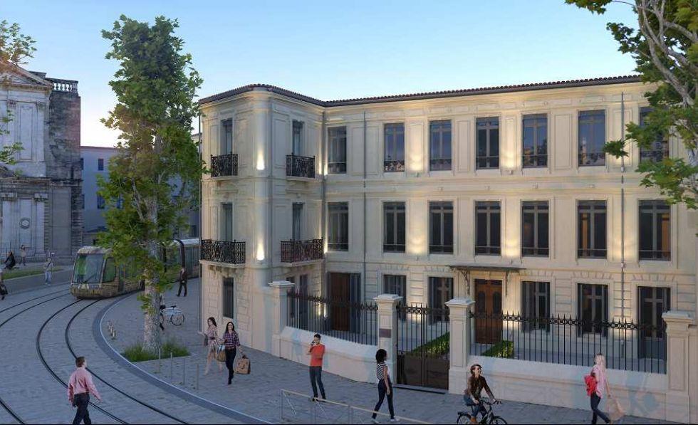 programme neuf pavillon premier montpellier 34000 languedoc roussillon h rault 34000 tri par. Black Bedroom Furniture Sets. Home Design Ideas