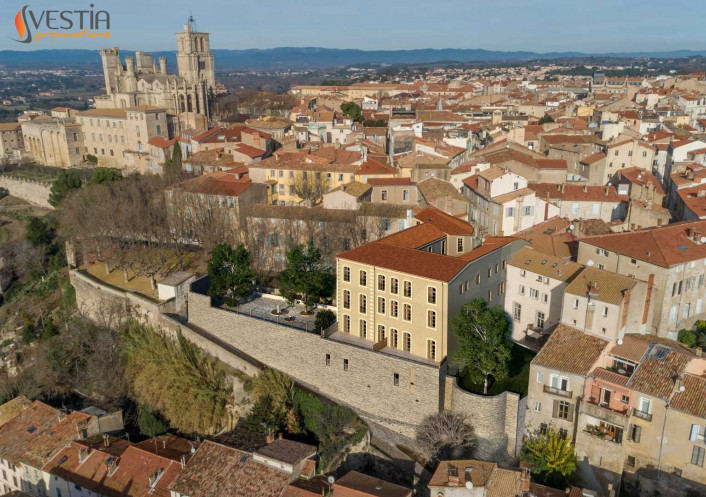 Programme neuf Beziers Hérault 34128142 S'antoni immobilier