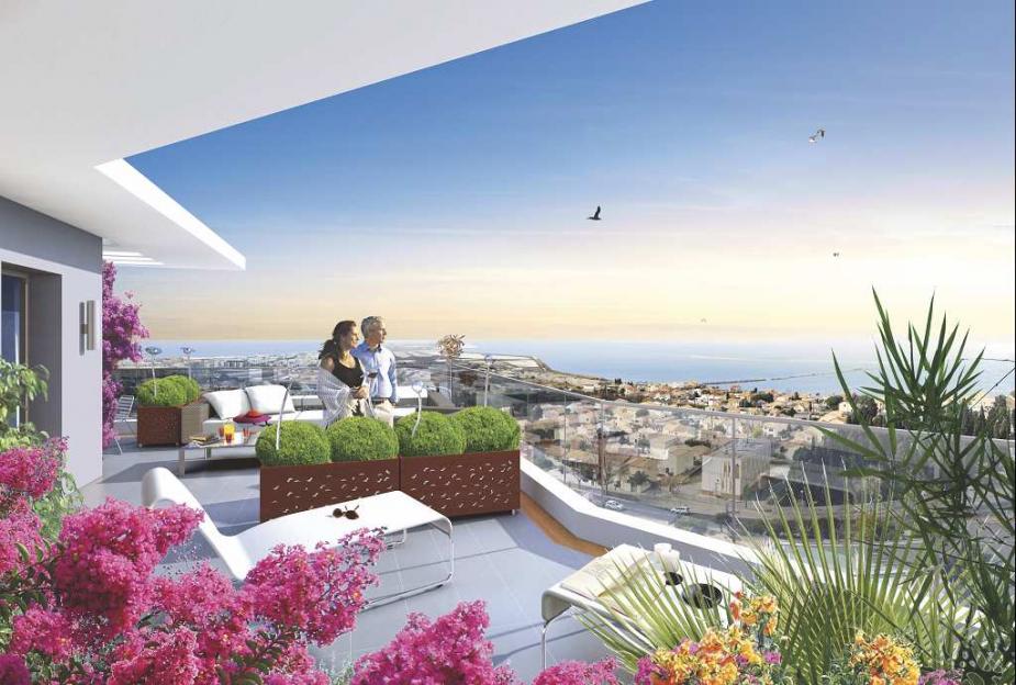 Programme neuf Sete Hérault 34154103 S'antoni immobilier agde