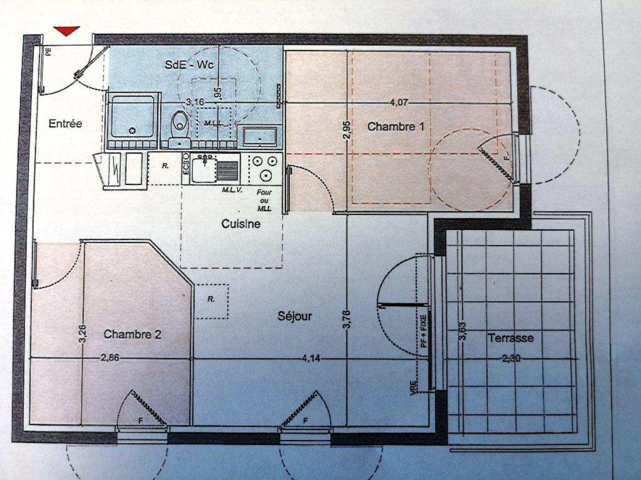 Programme neuf Sete Hérault 34154104 S'antoni immobilier