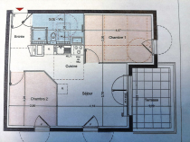 Programme neuf Sete Hérault 34154104 S'antoni immobilier sète