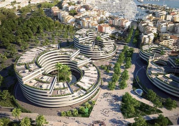 Programme neuf Le Cap D'agde Hérault 34154110 S'antoni immobilier