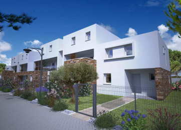 Programme neuf Frontignan Hérault 34154111 S'antoni immobilier agde