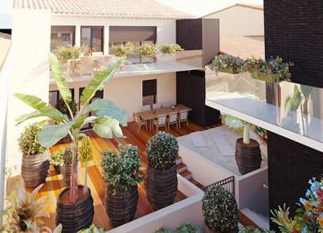 Programme neuf Marseillan Hérault 34154120 S'antoni immobilier
