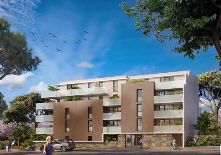 Programme neuf Sete Hérault 34154136 S'antoni immobilier