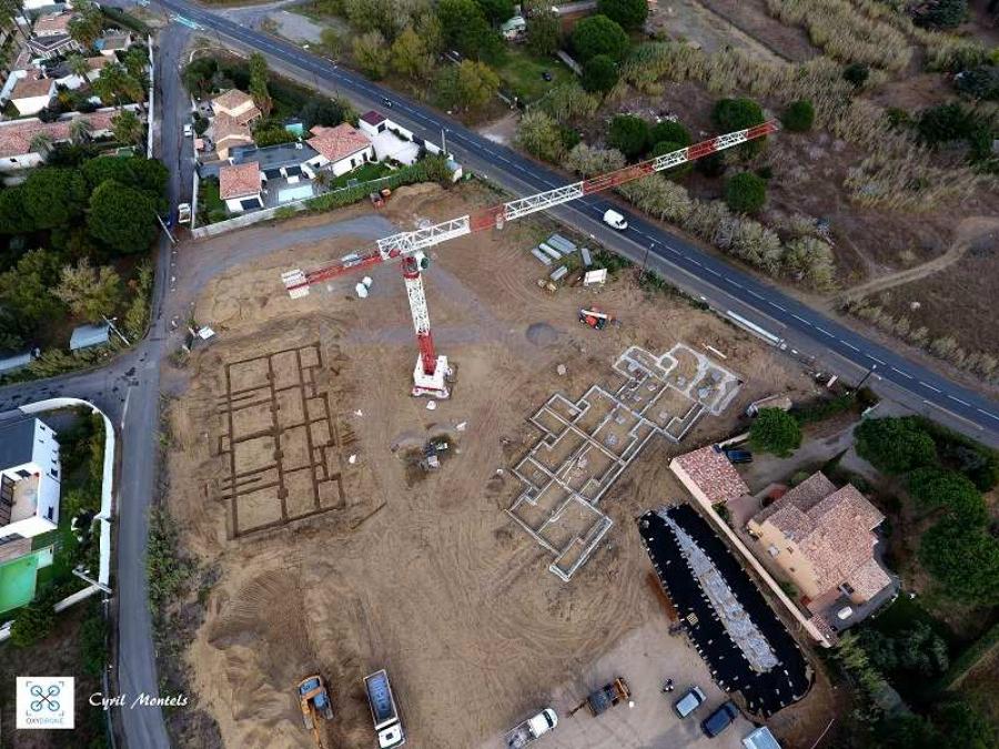Programme neuf Le Grau D'agde Hérault 34155112 S'antoni immobilier agde