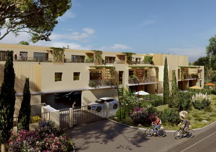 Programme neuf Agde Hérault 34155138 S'antoni immobilier