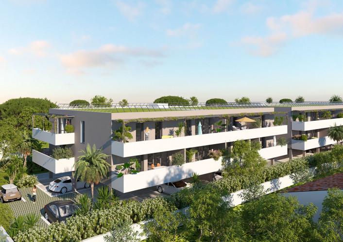Programme neuf Agde Hérault 34155144 S\'antoni immobilier