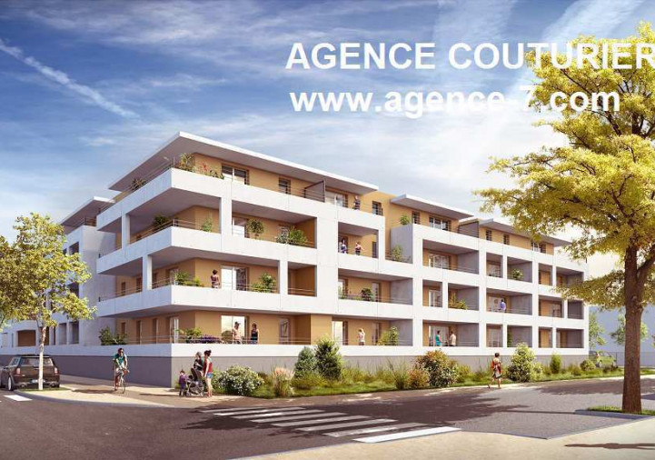 New build Frontignan Hérault 3422920 Agence couturier