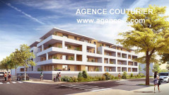 Programme neuf Frontignan Hérault 3422920 Agence couturier