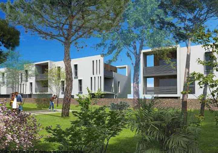 New build Montpellier Hérault 3422934 Agence couturier