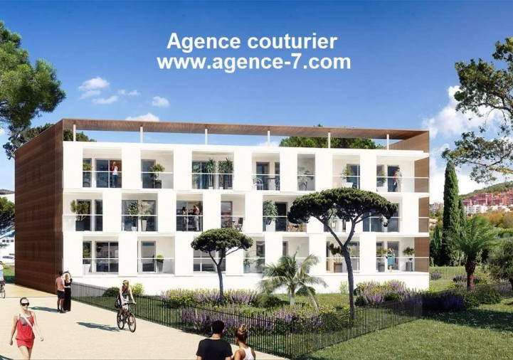 Programme neuf Sete Hérault 3422935 Agence couturier