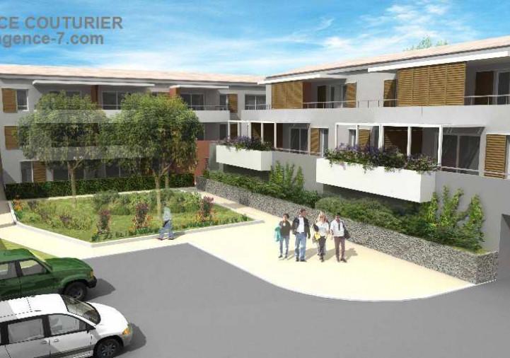 Programme neuf Loupian Hérault 3422941 Agence couturier