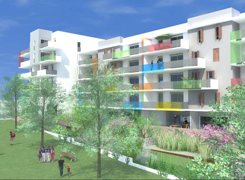 Programme neuf Montpellier Hérault 3426139 5'5 immo