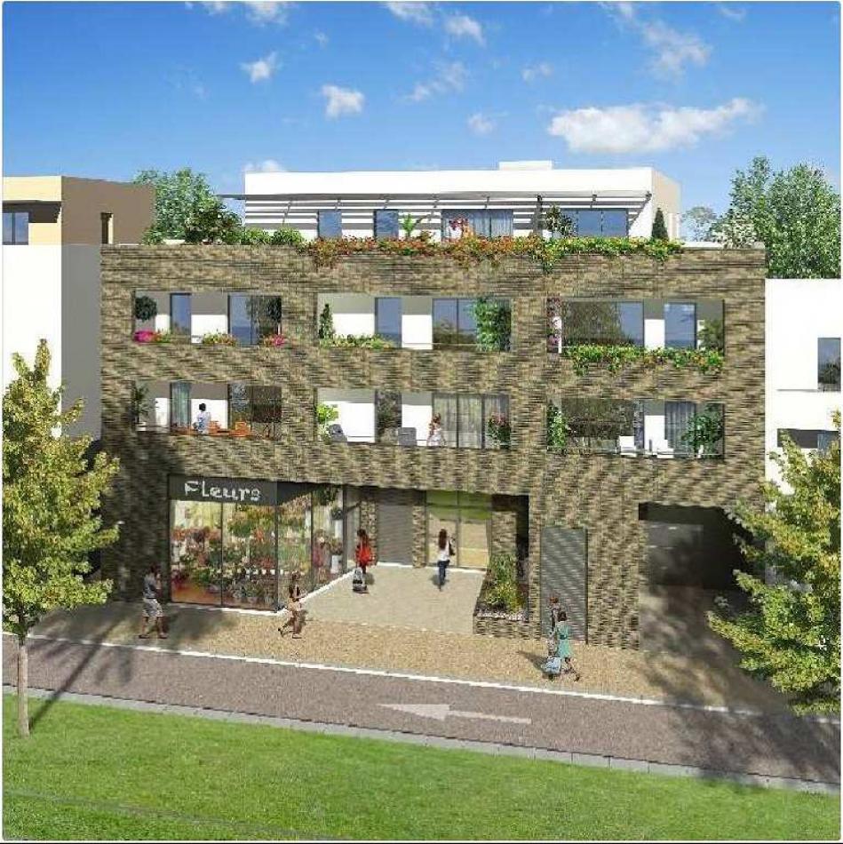 Programme neuf Castelnau Le Lez Hérault 34272302 Guylene berge patrimoine