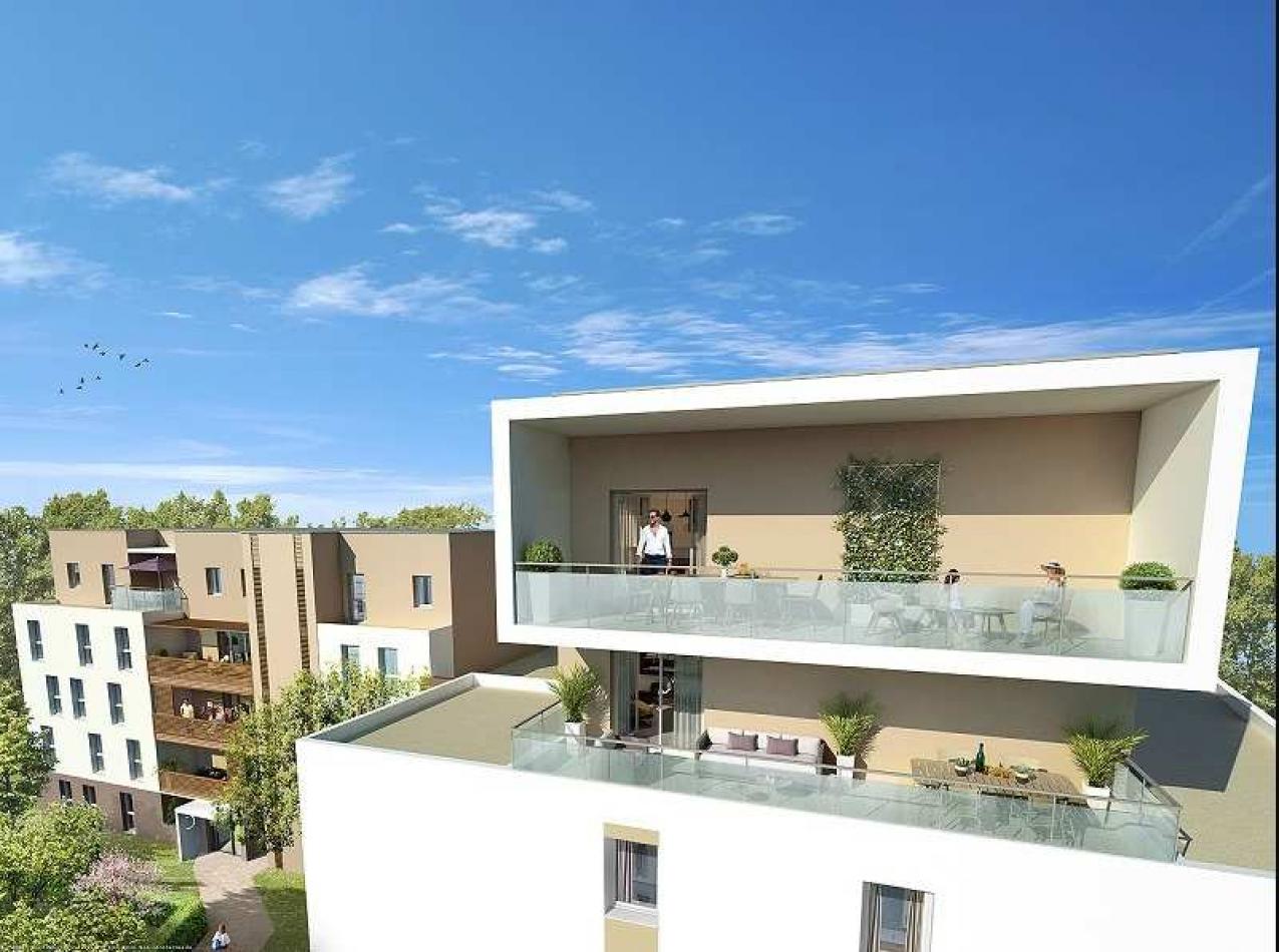Programme neuf Montpellier Hérault 34272305 Guylene berge patrimoine