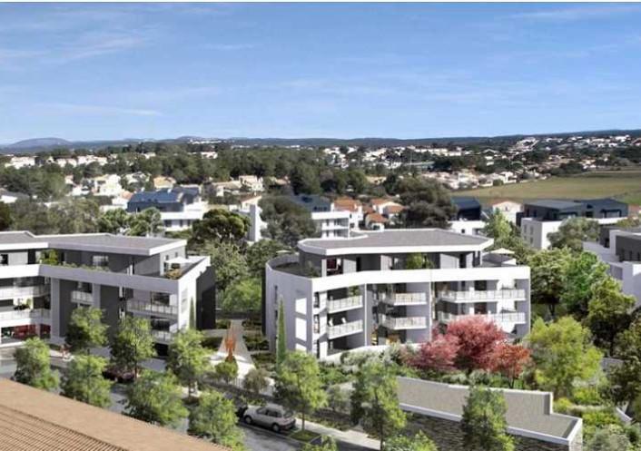 Programme neuf Castelnau Le Lez Hérault 34272316 Berge immo