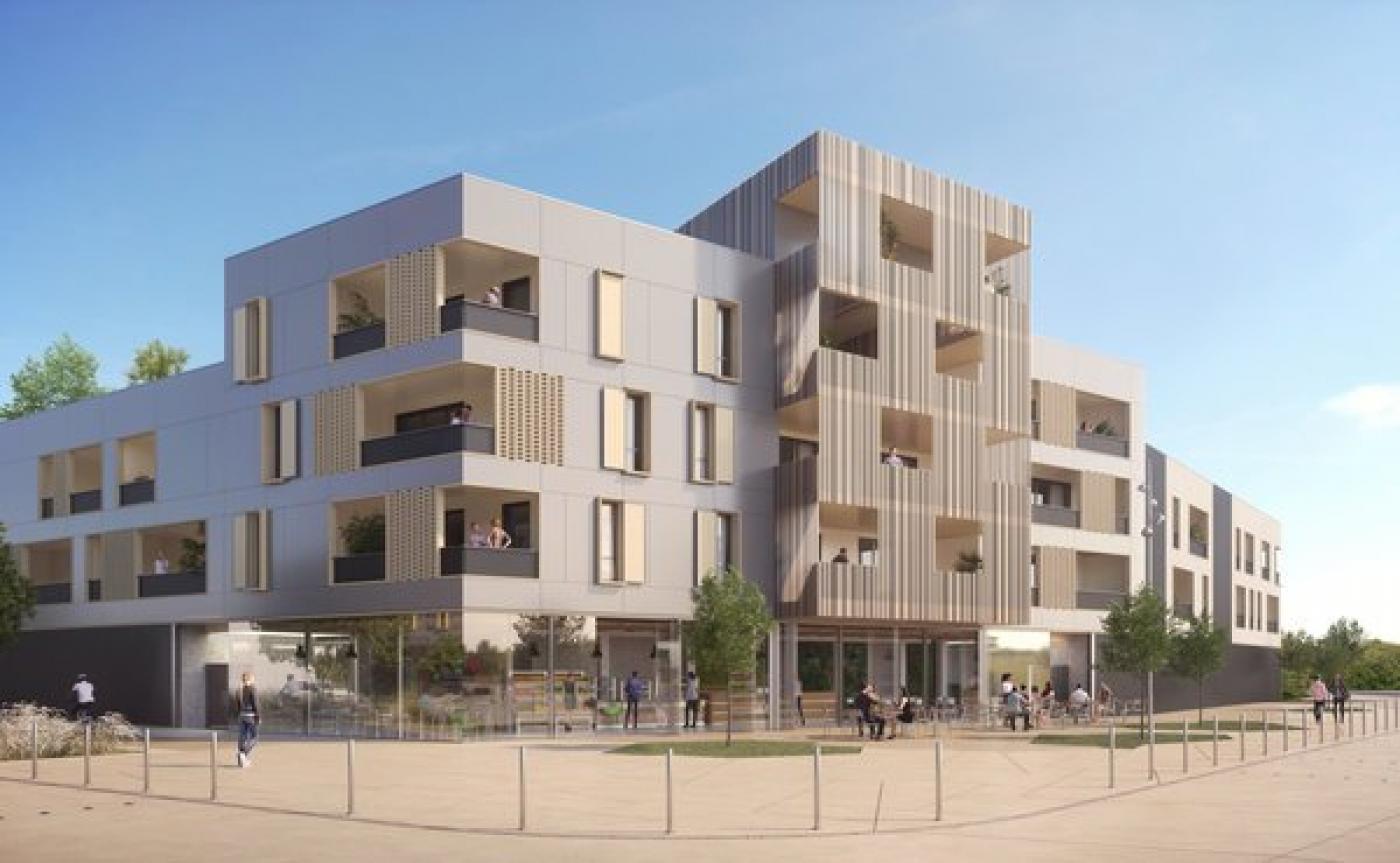 Programme neuf Mauguio Hérault 34272347 Guylene berge patrimoine