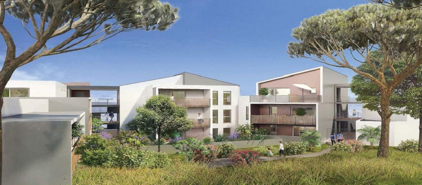 Programme neuf Grabels Hérault 34272354 Guylene berge patrimoine