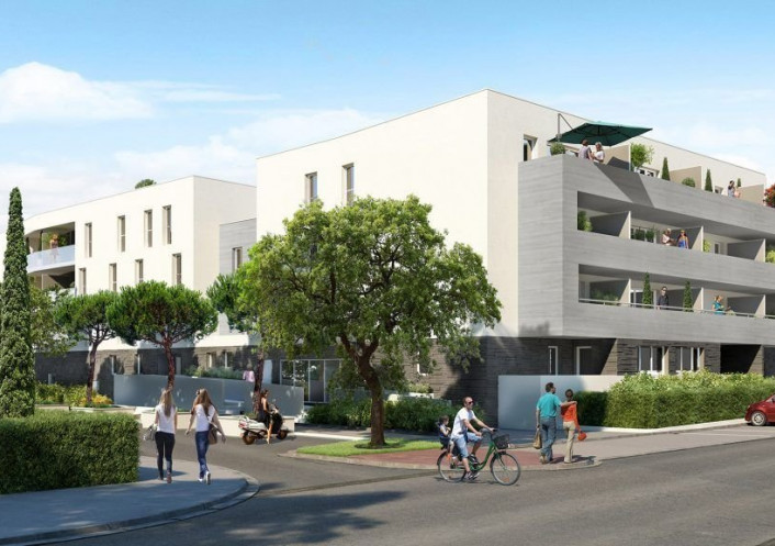 Programme neuf Montpellier Hérault 34272366 Berge immo