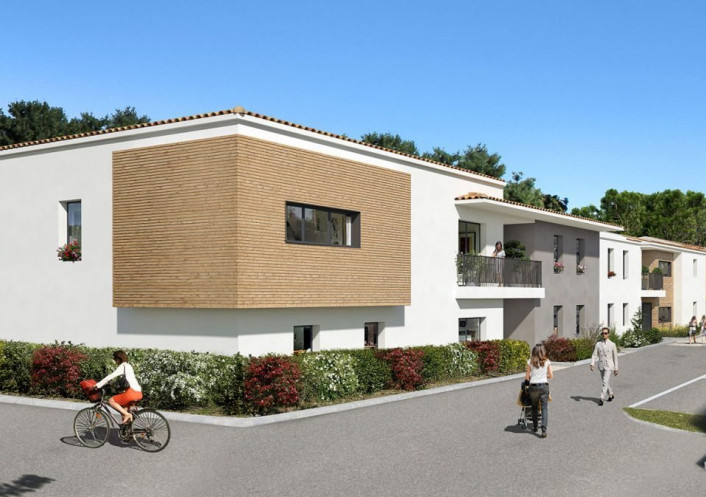 Programme neuf Castelnau Le Lez Hérault 34272389 Berge immo