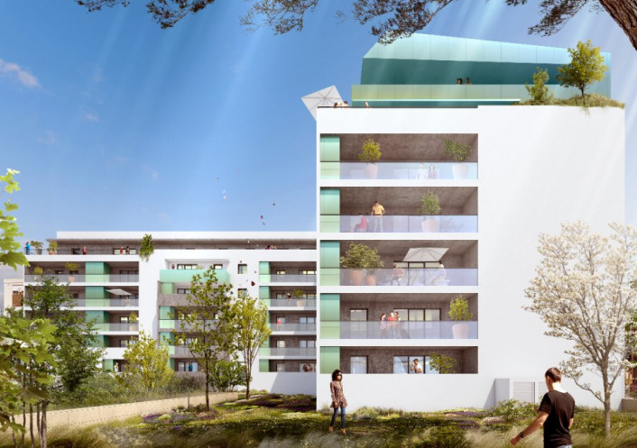 Programme neuf Montpellier Hérault 34272394 Berge immo
