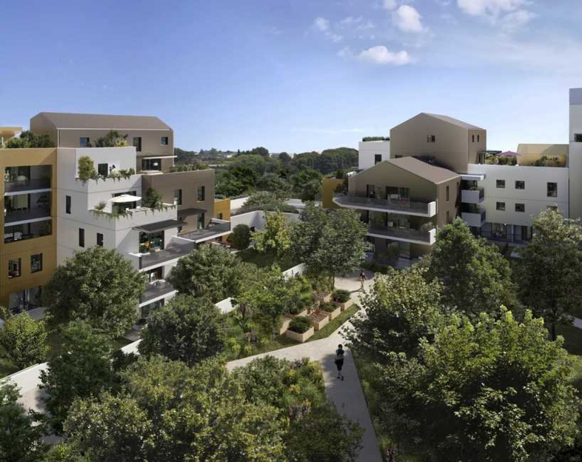 Programme neuf Montpellier Hérault 34272425 Guylene berge patrimoine