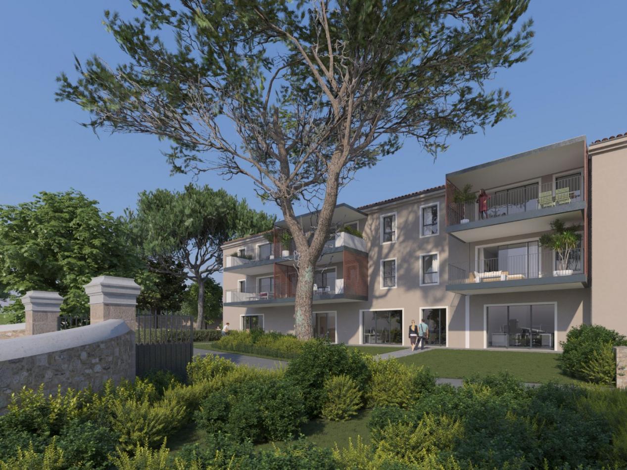 Programme neuf Juvignac Hérault 34272428 Guylene berge patrimoine