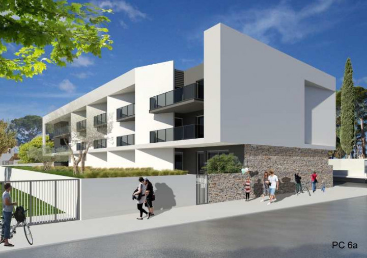 Programme neuf Montpellier Hérault 3432514 Thelene immobilier tournezy