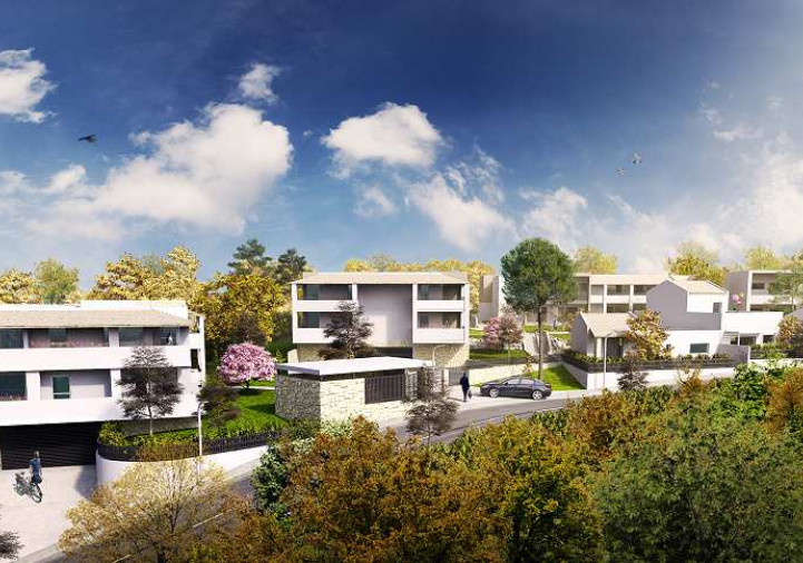 Programme neuf Montpellier Hérault 3432518 Thelene immobilier tournezy