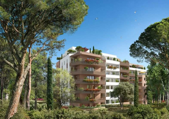 Programme neuf Montpellier Hérault 3432519 Thelene immobilier tournezy