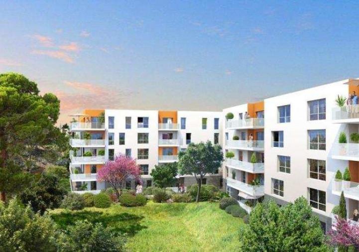 Programme neuf Montpellier Hérault 3432524 Thélène immobilier