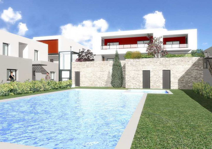 Programme neuf Prades Le Lez Hérault 3432525 Thélène immobilier