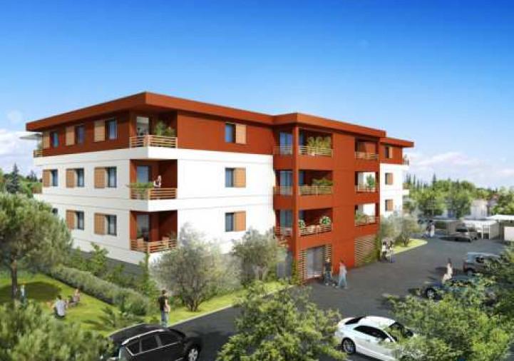 Programme neuf Lattes Hérault 3432611 Thelene immobilier tournezy