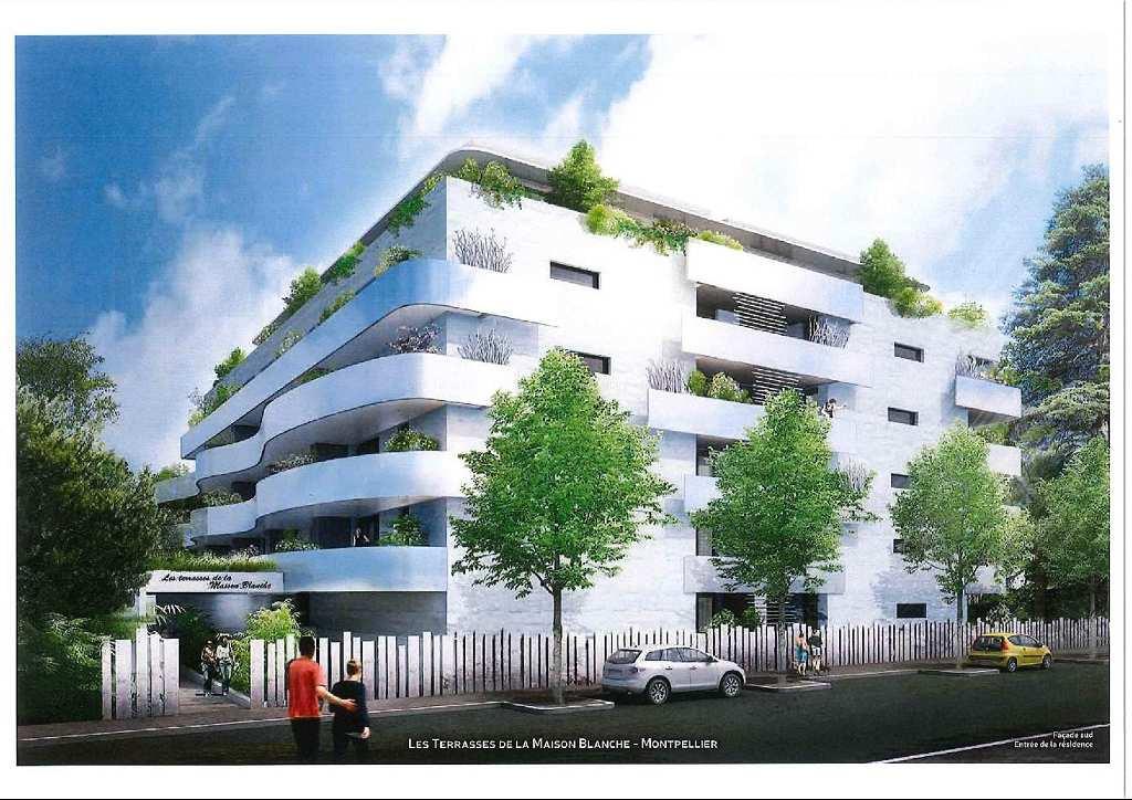 Programme neuf Montpellier Hérault 3433927 Jokimmo