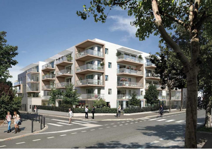 Programme neuf Montpellier Hérault 343428 Egerim conseil