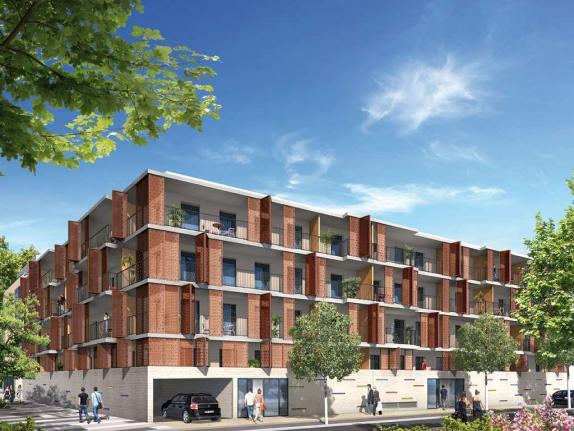 Programme neuf Montpellier Hérault 34359115 Senzo immobilier