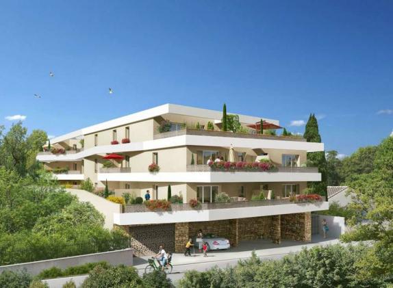 Programme neuf Castelnau Le Lez Hérault 34359118 Senzo immobilier