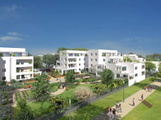 Programme neuf Montpellier Hérault 34359120 Senzo immobilier