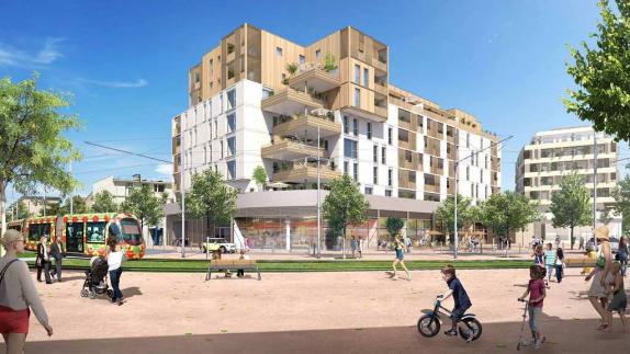 Programme neuf Montpellier Hérault 34359122 Senzo immobilier