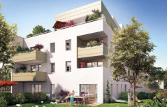 Programme neuf Montpellier Hérault 34359134 Senzo immobilier